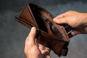 geldbörse-leer